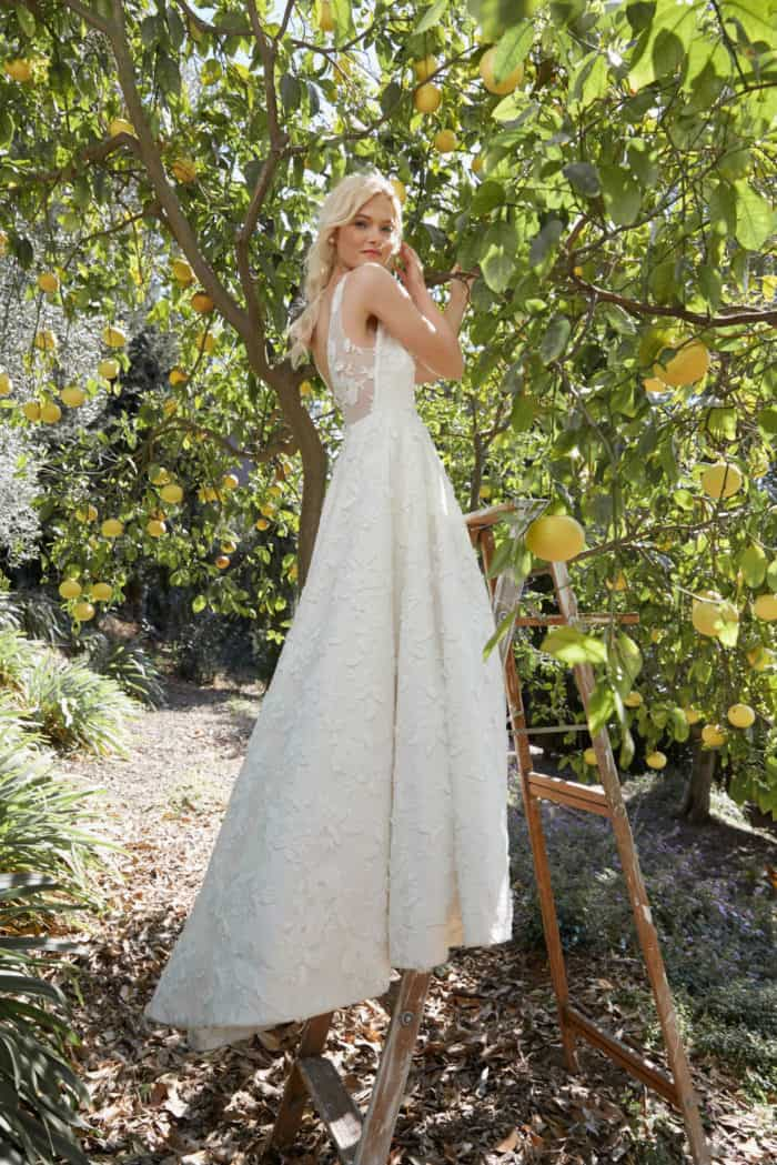 Lela wedding dress Jenny by Jenny Yoo