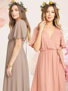 Flash Sale on Show Me Your Mumu Bridesmaid Dresses