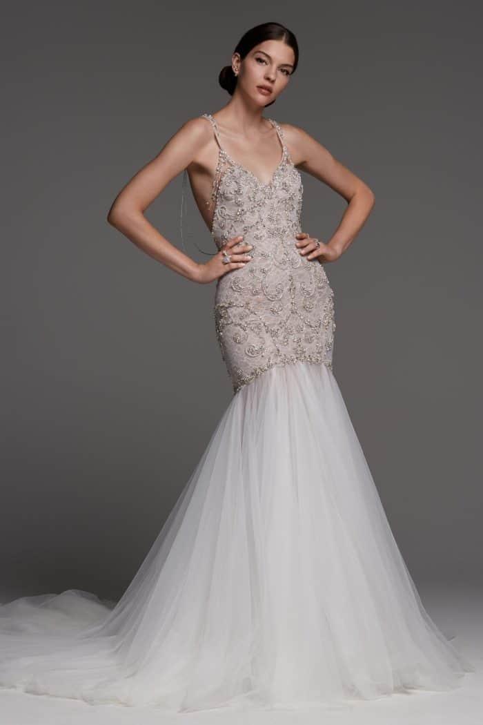Xenia Watters wedding dress