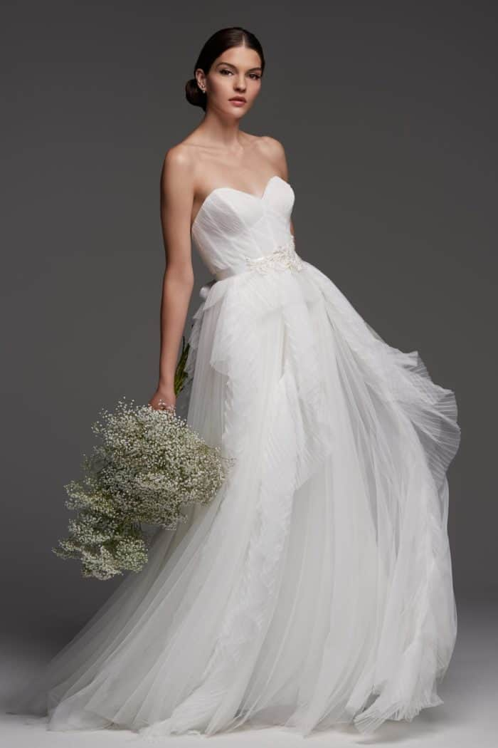 flavian watters wedding dress