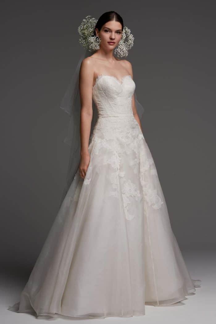 588dd4b675e3 Watters Brides Wedding Dresses Spring 2018 | Dress for the Wedding