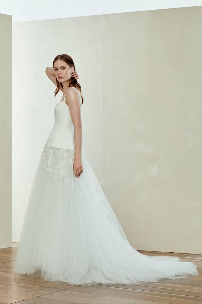 Charlie Amsale wedding dresses Spring 2019