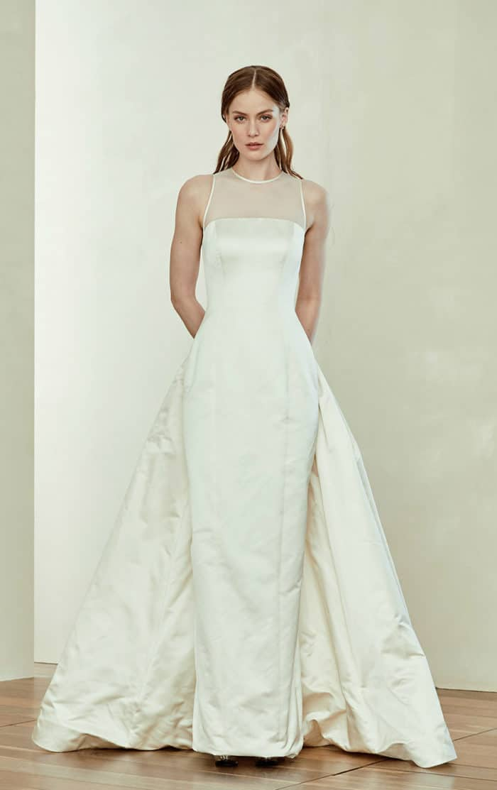 Amsale A101 wedding dress