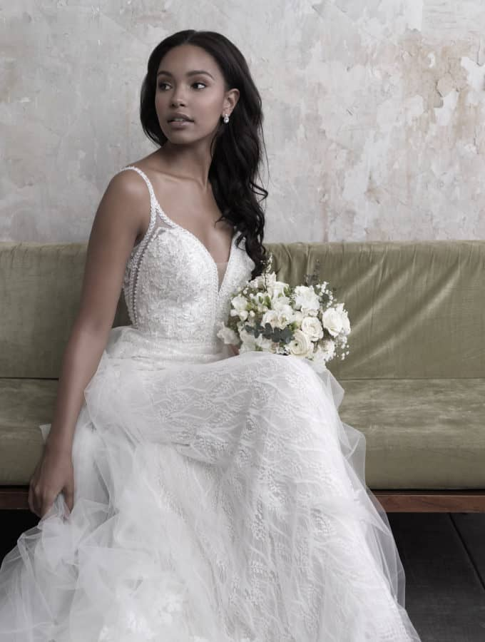 Madison James wedding dresses for Fall 2018