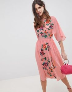 Dressy casual wedding guest dresses