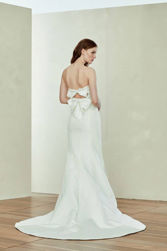 Rachel, an Amsale wedding dress 2019