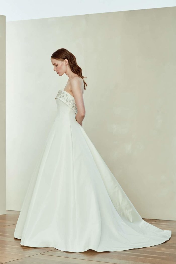 Amsale wedding dresses for Spring 2019 Amy ,