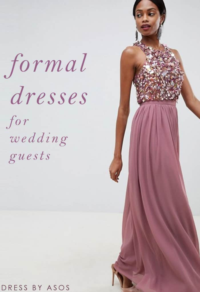 76a7f44e08 Formal Gowns and Dresses for Black Tie Weddings