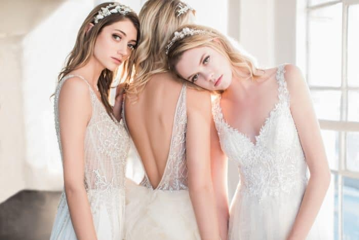 New dresses from the Winnie Couture bridal collection 2018