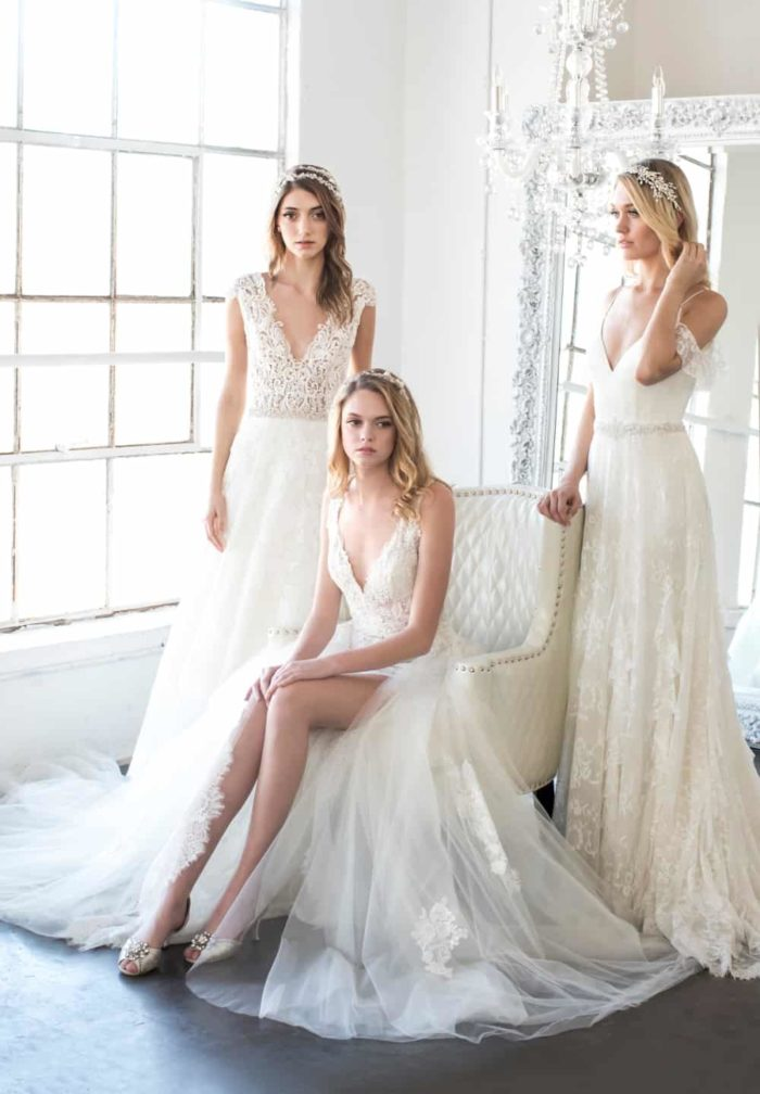 Winnie Couture wedding dresses Fall/Winter 2018