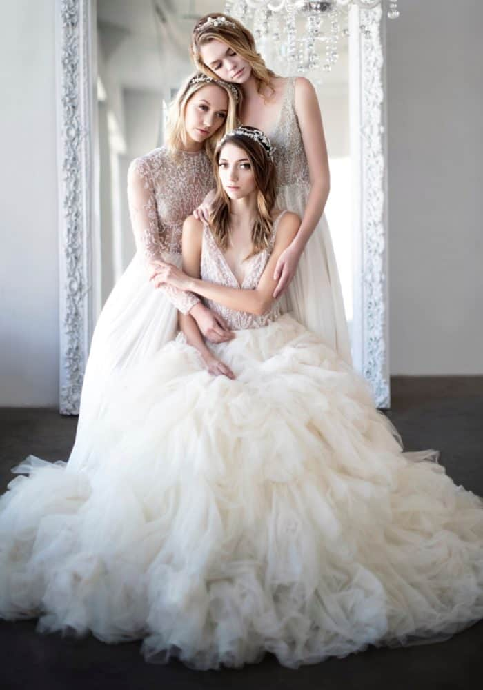 Winnie Couture wedding dresses 2018
