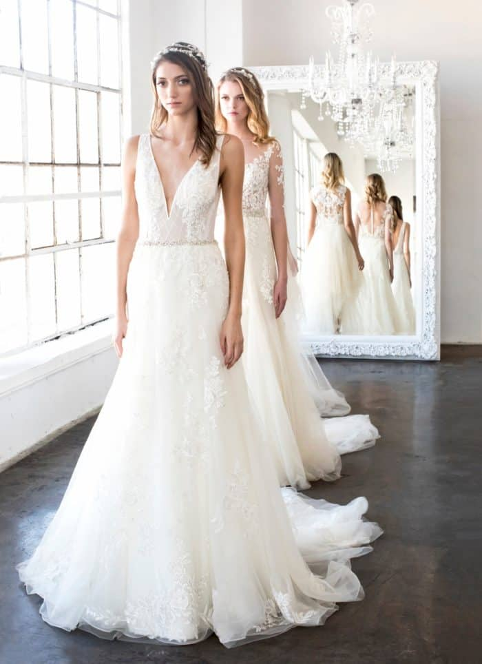 2018 Wedding dresses by Winnie Couture