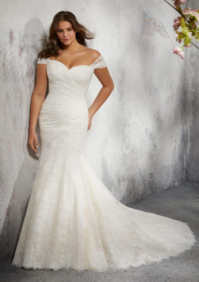 Lucia Julietta wedding dress