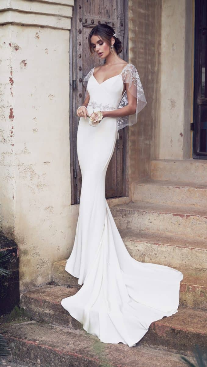 Anna Campbell wedding dresses | Eva Dress