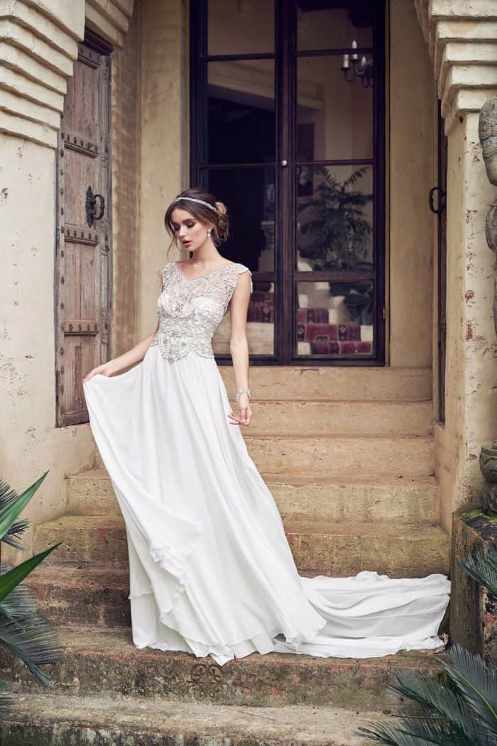 Anna Campbell wedding dresses 2019 Aria