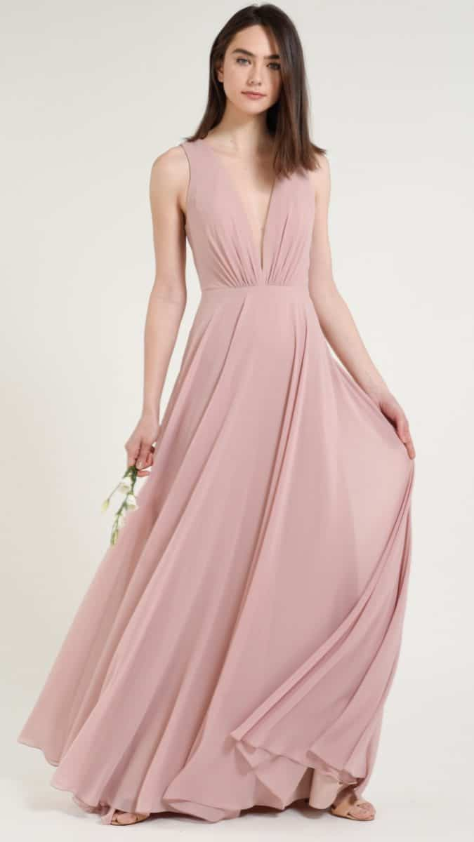 Bridesmaid dresses by Jenny Yoo Fall 2018
