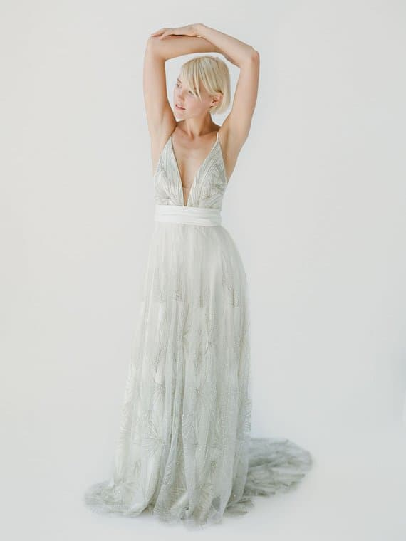 Truvelle wedding dress Kyra