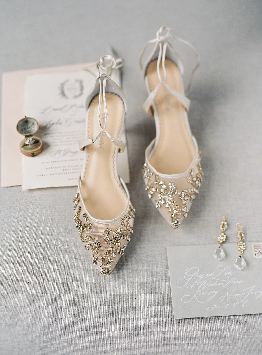 aaaca2bfd40 Beautiful and Comfortable Wedding Shoes by Bella Belle Shoes