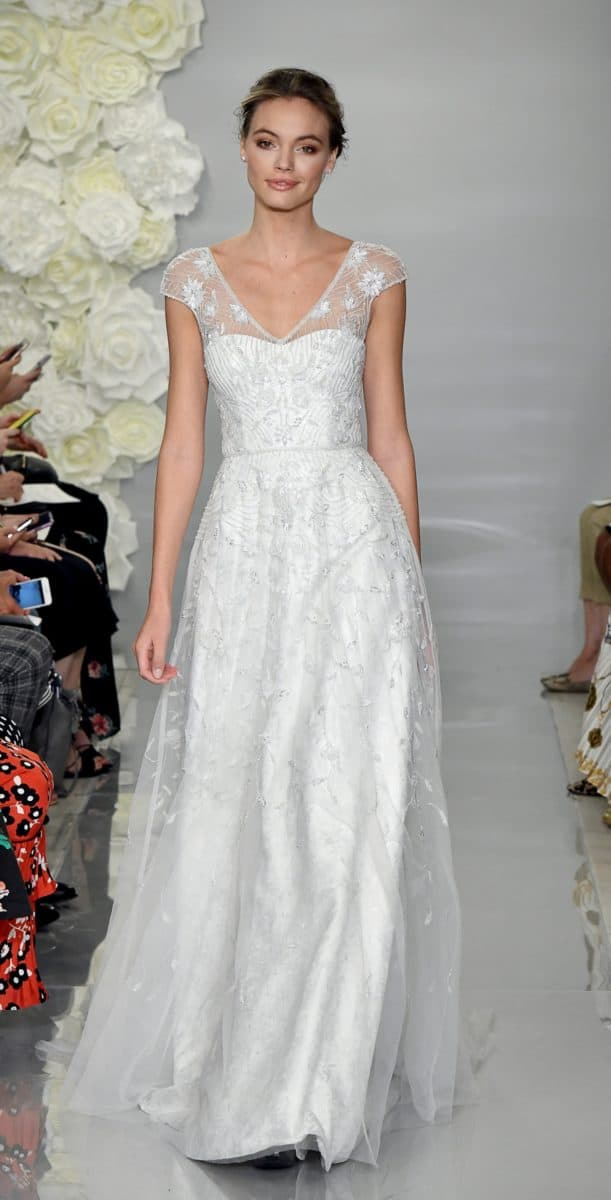 Prunella | Theia wedding dresses Fall 2019