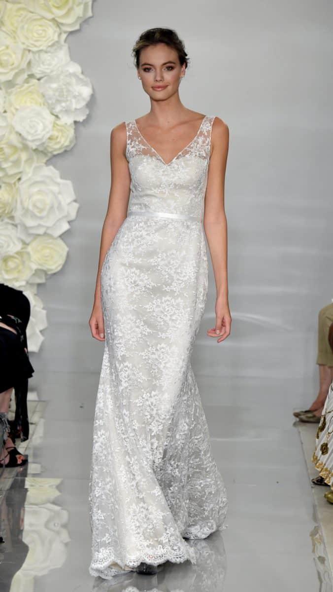 Dahlia wedding dress by Theia
