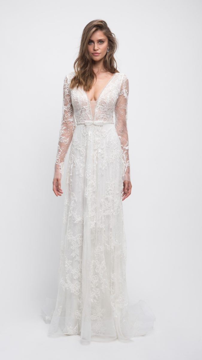 Lihi Hod wedding dresses Fall 2019 | Elizabeth