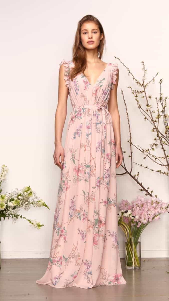 Monique Lhuillier bridesmaid dresses Spring 2019 | Eden