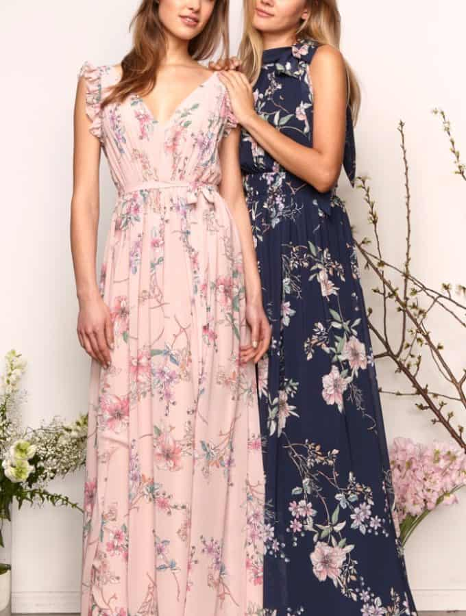 2019 Monique Lhuillier bridesmaid dresses