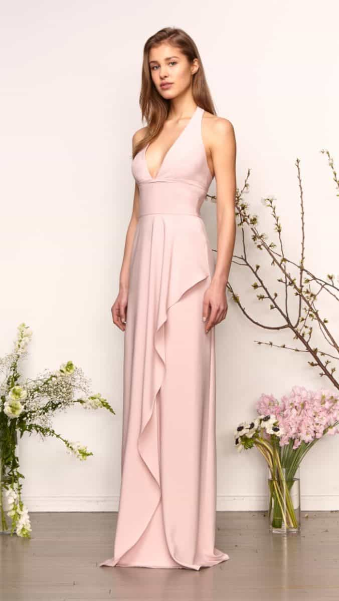 Amaya | Monique Lhuillier bridesmaid dresses Spring 2019