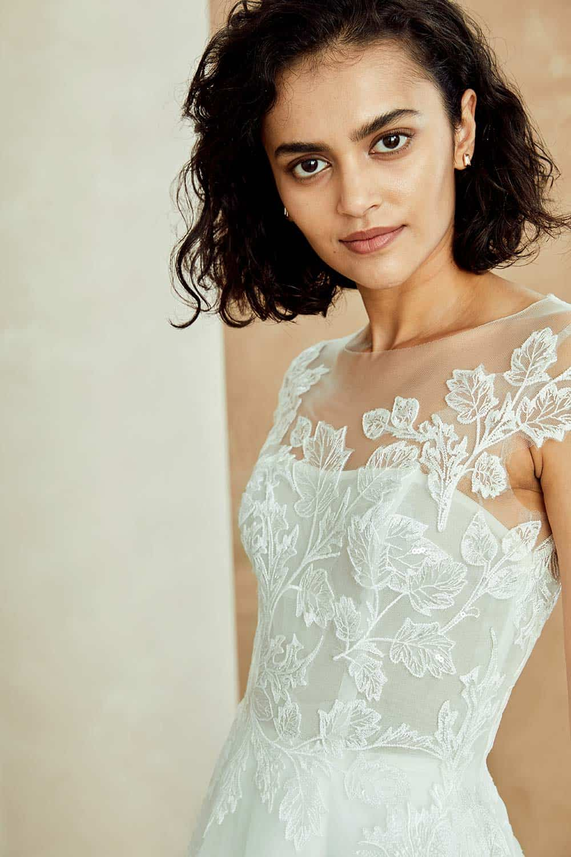 196eb83e3a1 Nouvelle Amsale Wedding Dresses Spring 2019