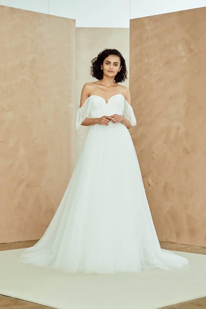 Nouvelle Amsale wedding dresses Spring 2019 | Nicolette Nouvelle Amsale