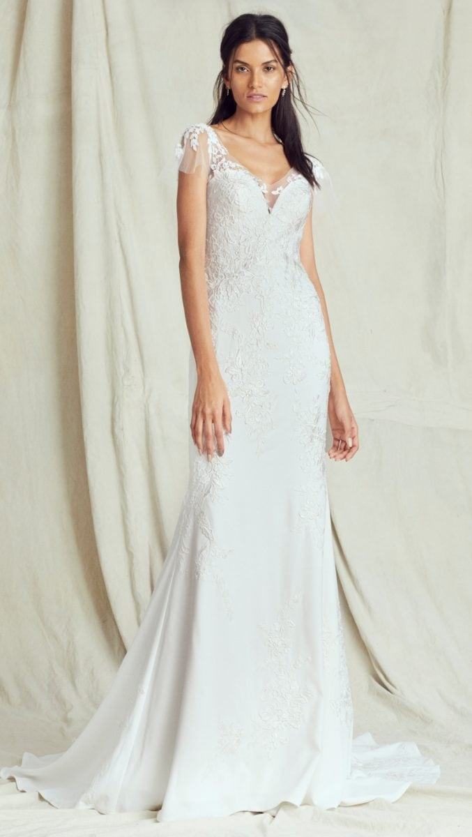 Allegra Kelly Faetanini Fall 2019 Bridal Collection