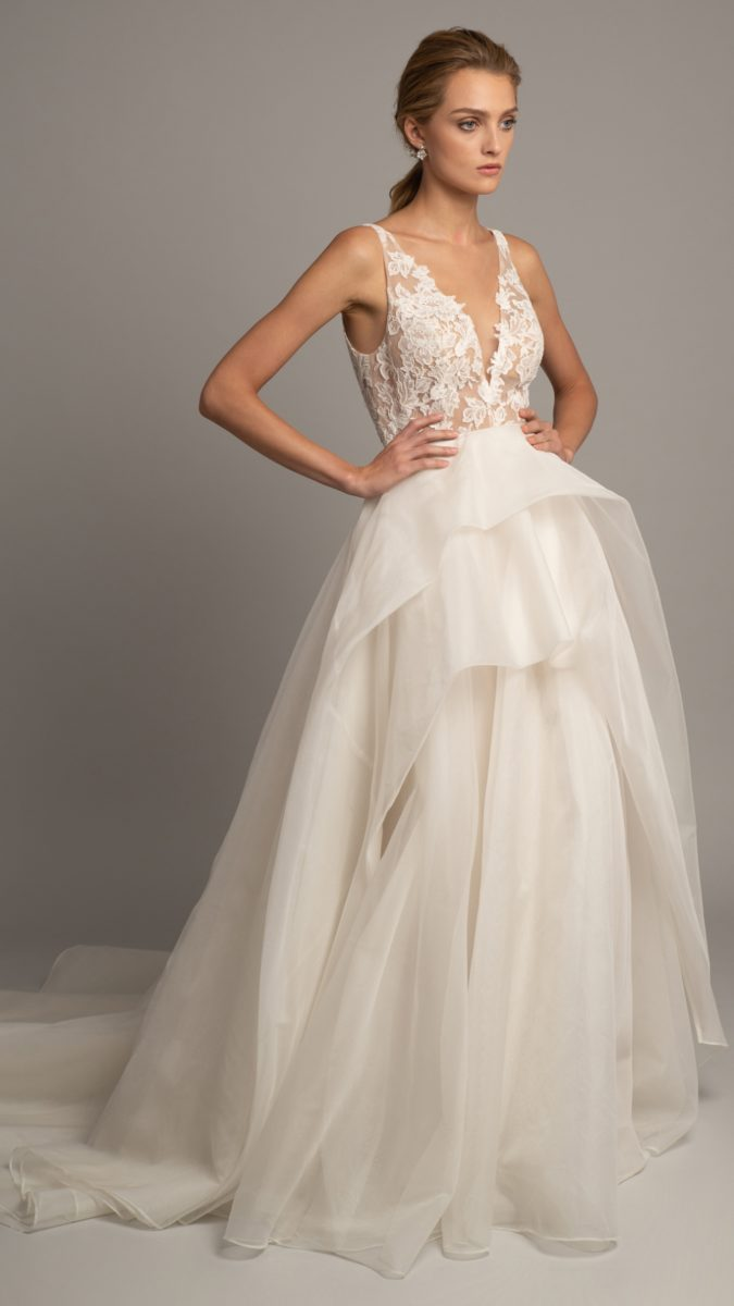 Jenny Yoo Collection Bridal Gown Berkley