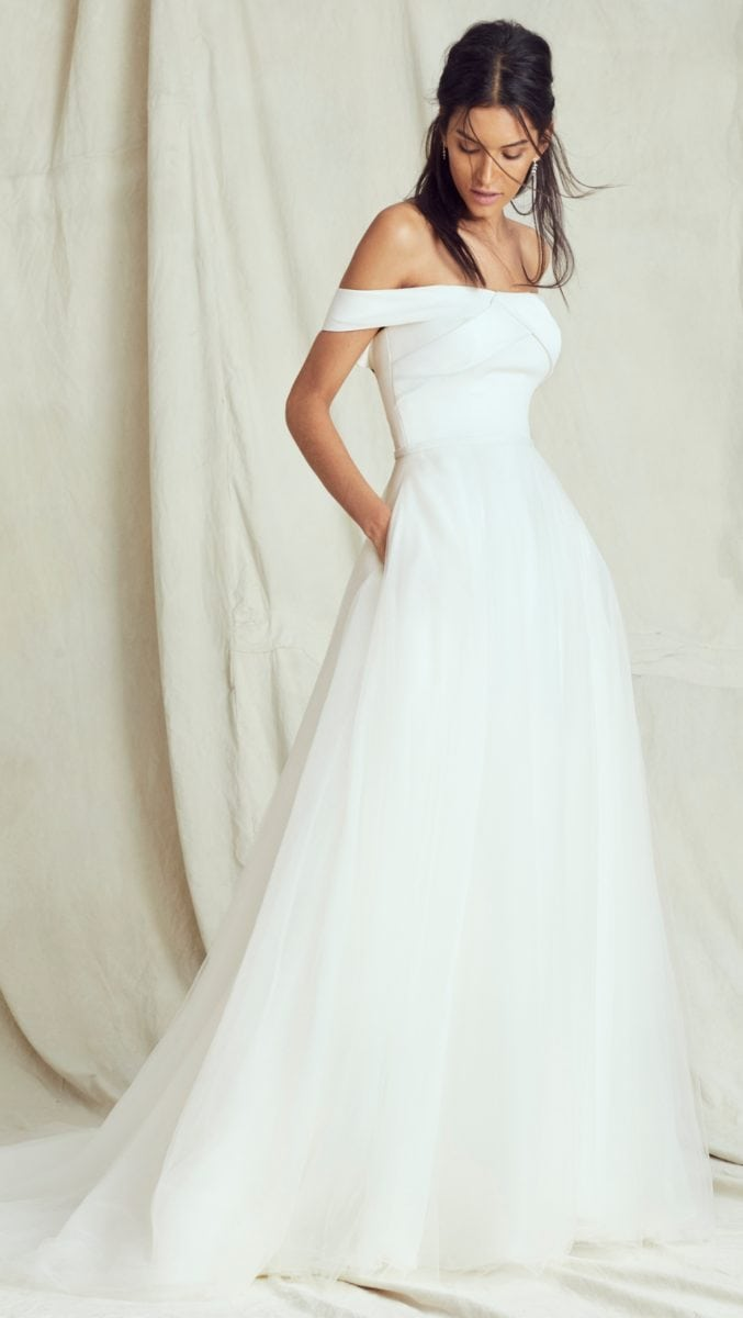Geneva Bridal Gown by Kelly Faetanini Fall 2019 Bridal Collection