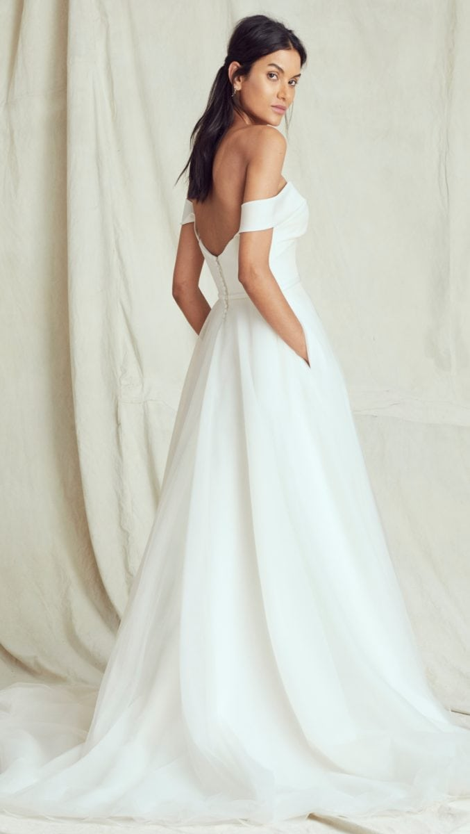 Kelly Faetanini Wedding Dresses Fall 2019 Dress For The