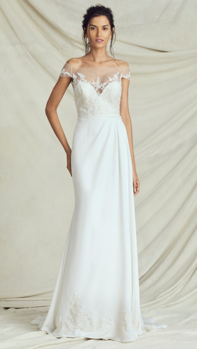 Joy by Kelly Faetanini Fall 2019 Bridal Collection