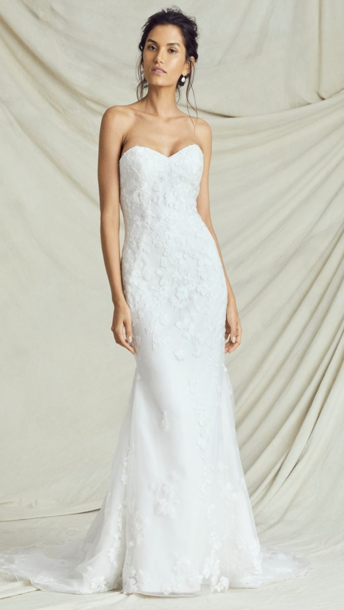 Leticia wedding dress by Kelly Faetanini Fall 2019