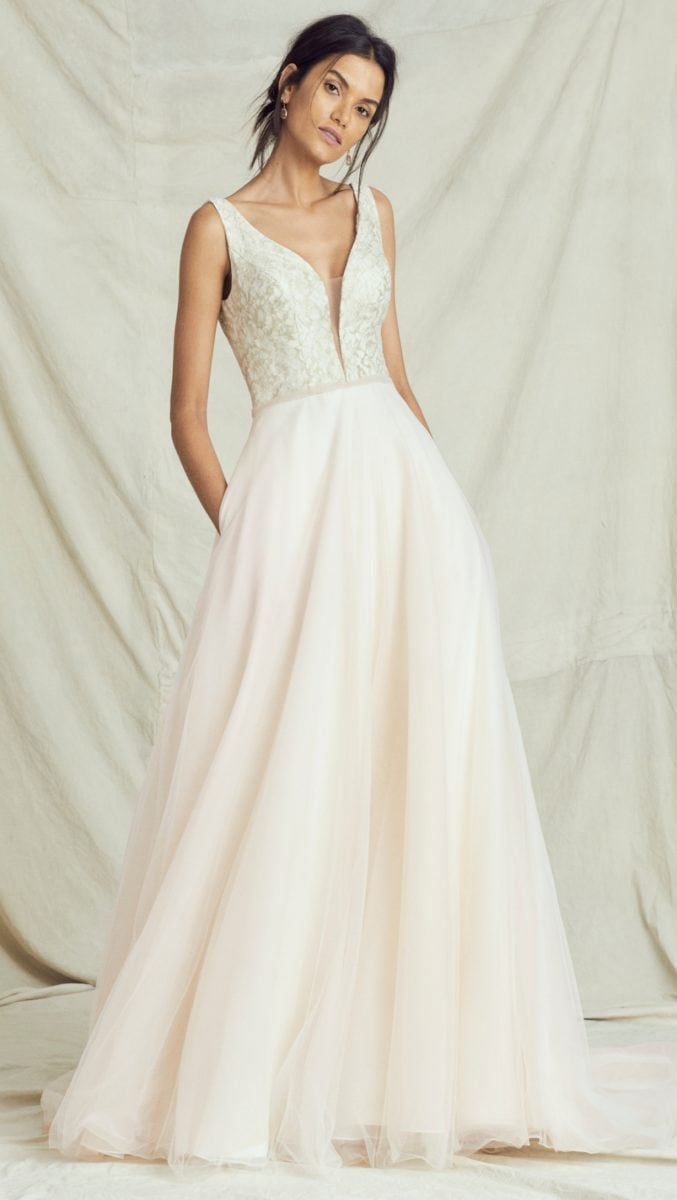 Sicilia gown Kelly Faetanini Fall 2019 Bridal Collection