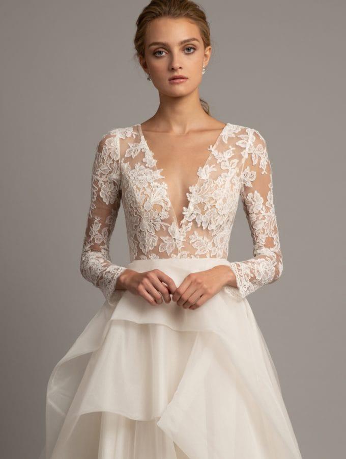 Jenny Yoo Bridal Collection 2019 wedding dresses