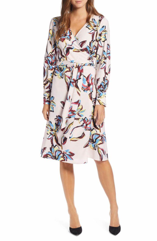 wrap dress sale