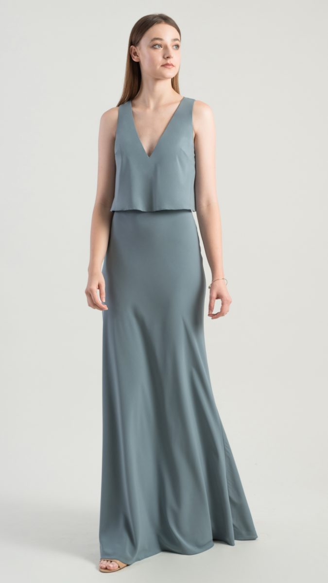 2019 Jenny Yoo Bridesmaid Dresses | Clermont Gown