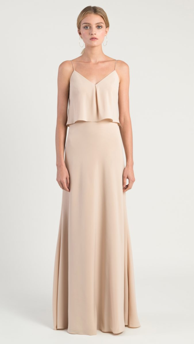Brie bridesmaid dress by Jenny Yoo