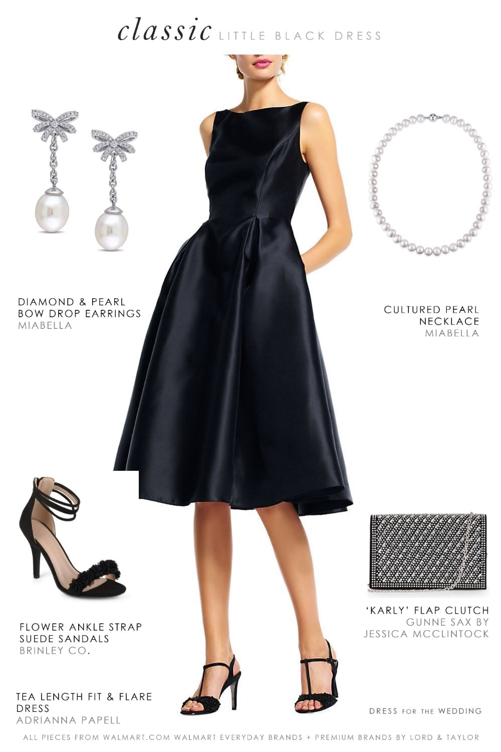 Winter Wedding Guest Outfits From Walmart Dress For The Wedding
