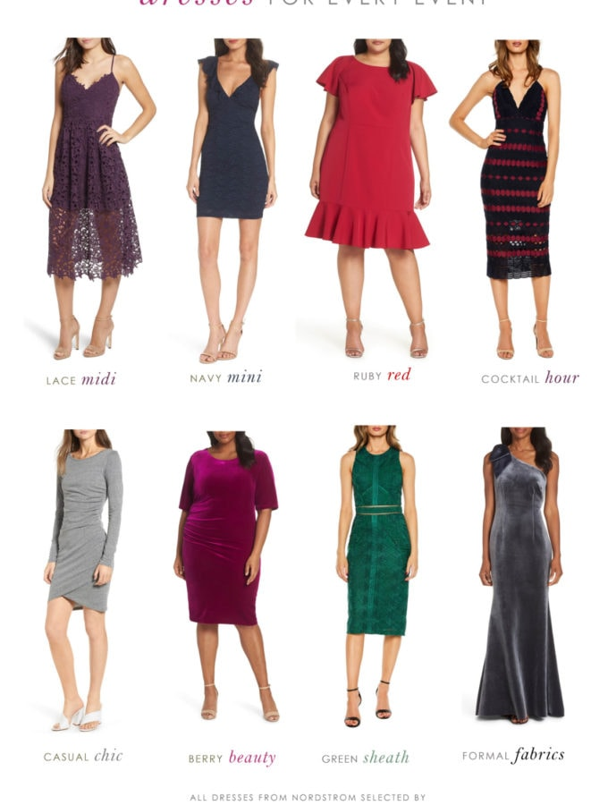 Dresses from the Nordstrom Half Yearly Sale