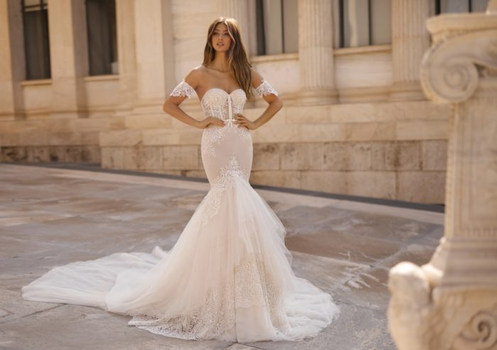 Wedding Dresses 2019 Ireland: BERTA Wedding Dresses 2019 Athens Collection