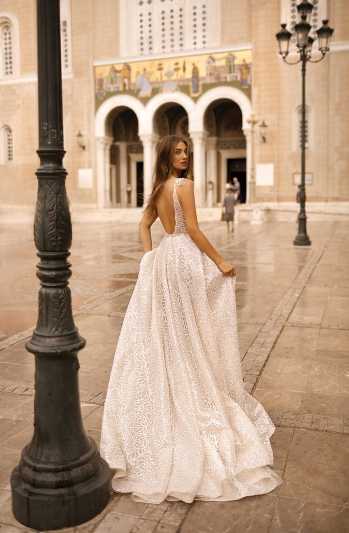 Berta Bridal gorgeous new wedding dresses for 2019