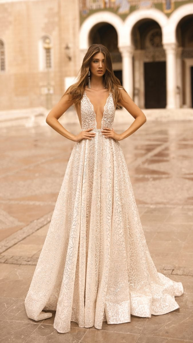 Gorgeous wedding dresses for 2019