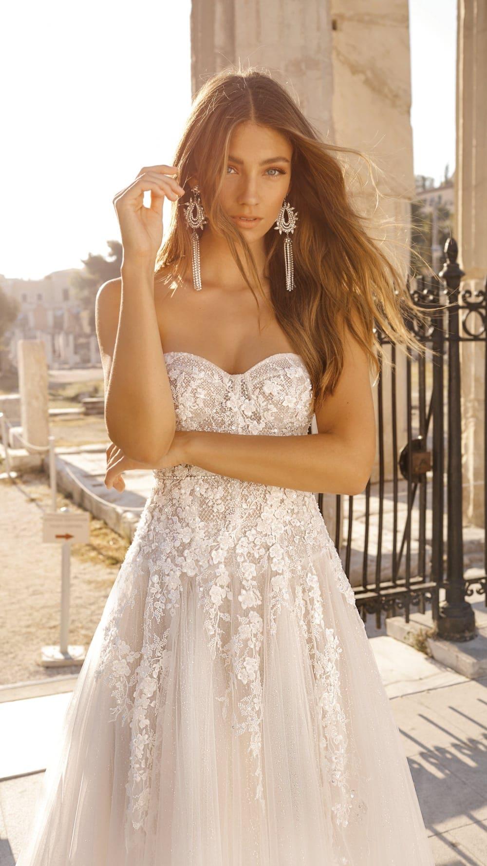 e8312bd9588 BERTA Wedding Dresses 2019 Athens Collection