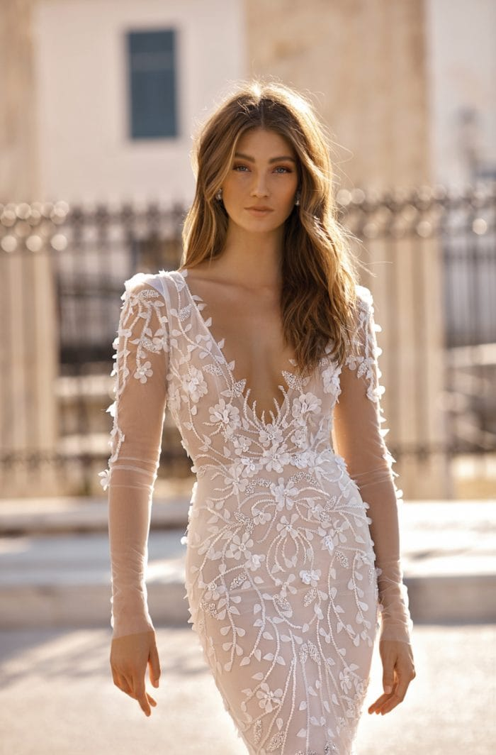 2019 Berta Wedding Dresses