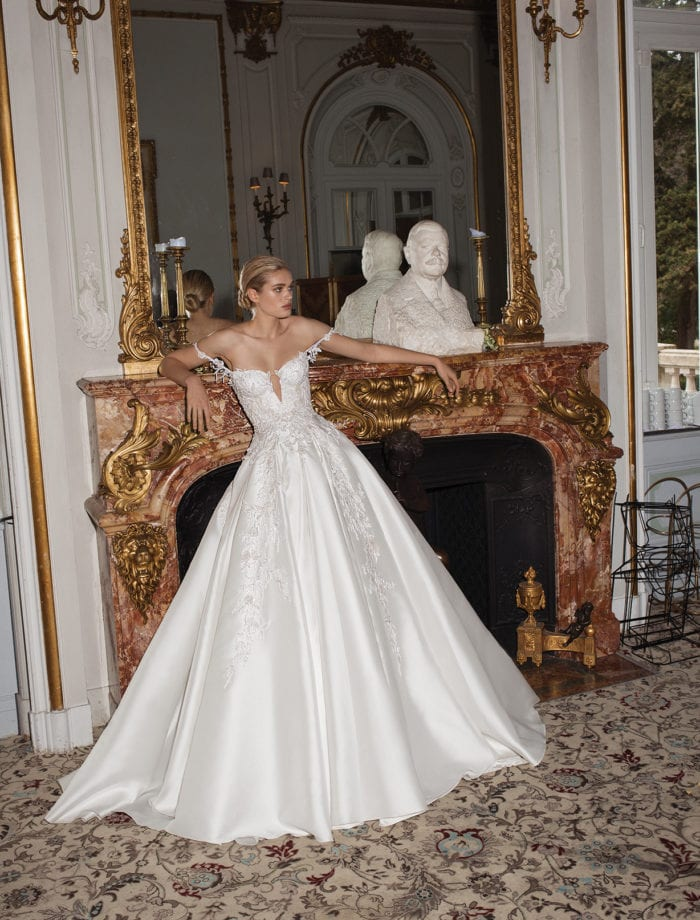 Aida wedding dress Galia Lahav Bridal Couture wedding dresses