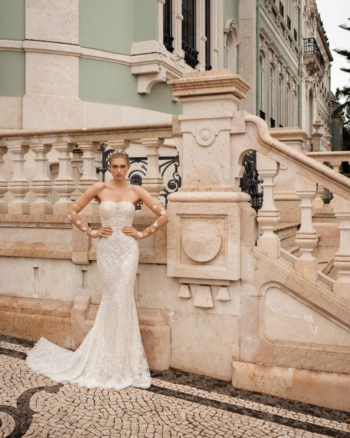 Alba Galia Lahav Fall 2019 Wedding Dresses